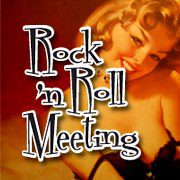 15e int Rock en Roll Meeting Eindhoven